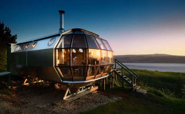 5 Amazing Tiny Houses In Europe For Rent On Airbnb The
