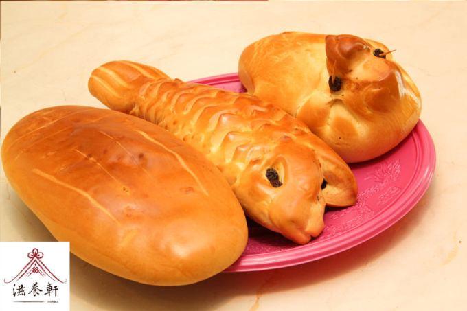三牲麵包左