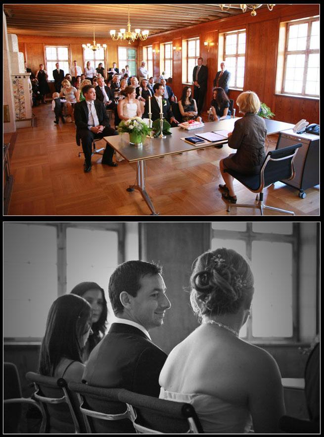 Hochzeitsfotograf Esslingen Altes Rathaus