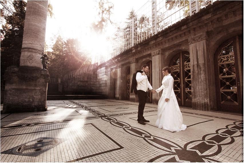 Hochzeitsfotograf Marmorsaal Stuttgart  Hochzeitsfotograf
