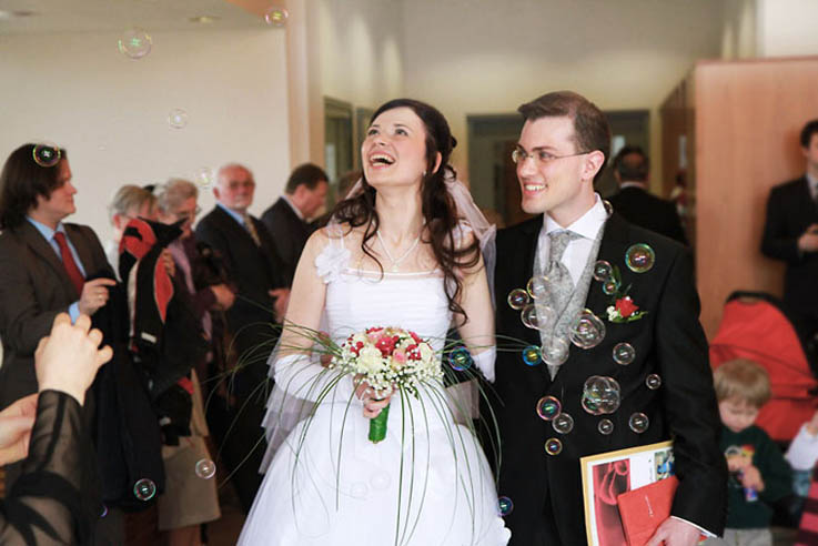 Hochzeit im Kursaal Bad Cannstatt  Hochzeitsfotograf
