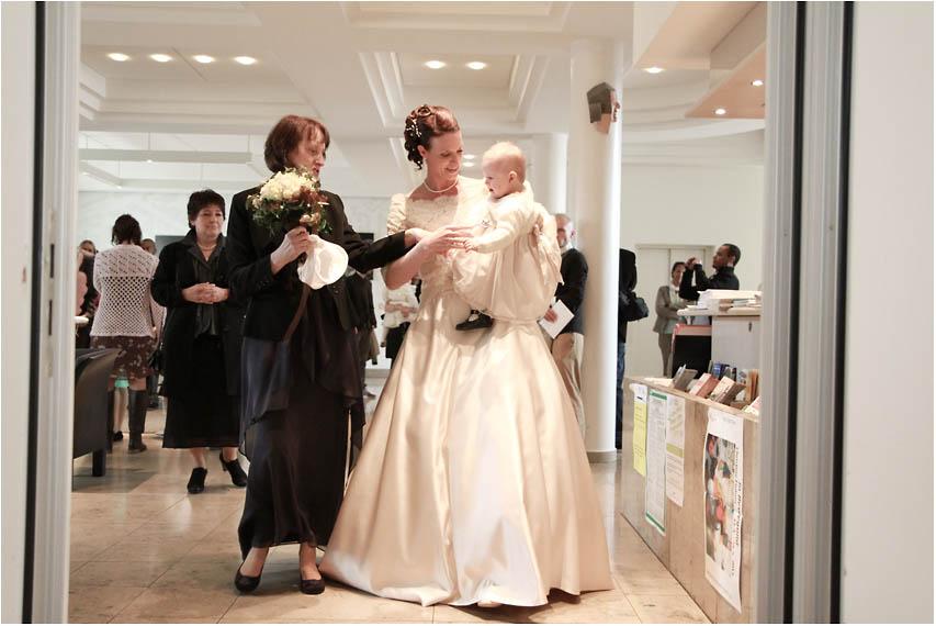 Standesamtliche Hochzeit in Ludwigsburg
