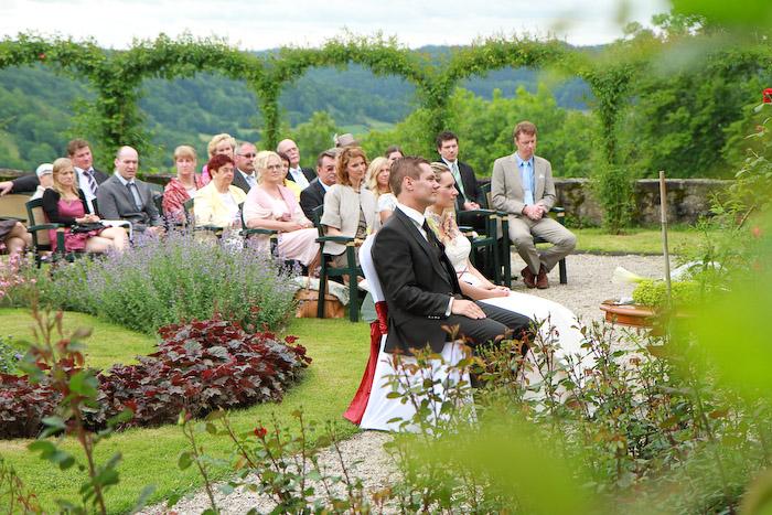 Heiraten auf Schloss Langenburg  Hochzeitsfotograf Stuttgart Ludwigsburg