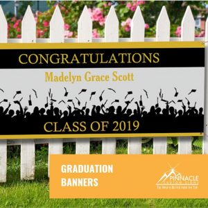 custom graduation banners and
