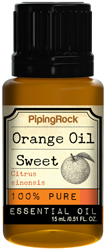 Piping Rock Sweet Orange Oil