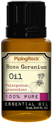 Piping Rock Rose Geranium Oil