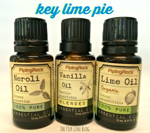 Piping Rock - The Pipe Line - Key Lime Pie Aromatherapy Blend