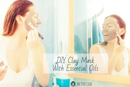 Clay Mask Title