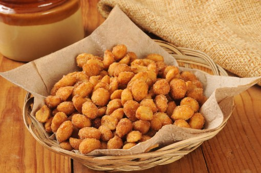 Piping Rock - The Pipe Line - Homemade Honey Mustard Roasted Nuts Recipe