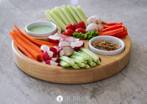 Piping Rock - The Pipe Line - SuperFood Bowl - Healthy Football Game Day Snack Ideas