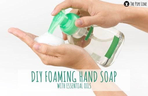 DIY Foaming Soap