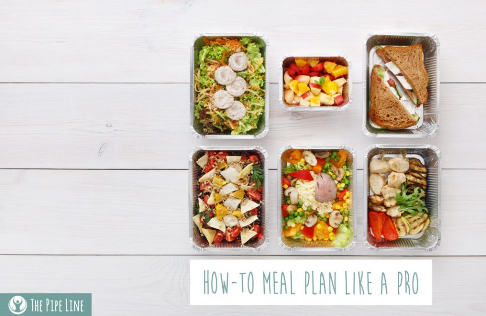 How-To Meal Plan Like A Pro