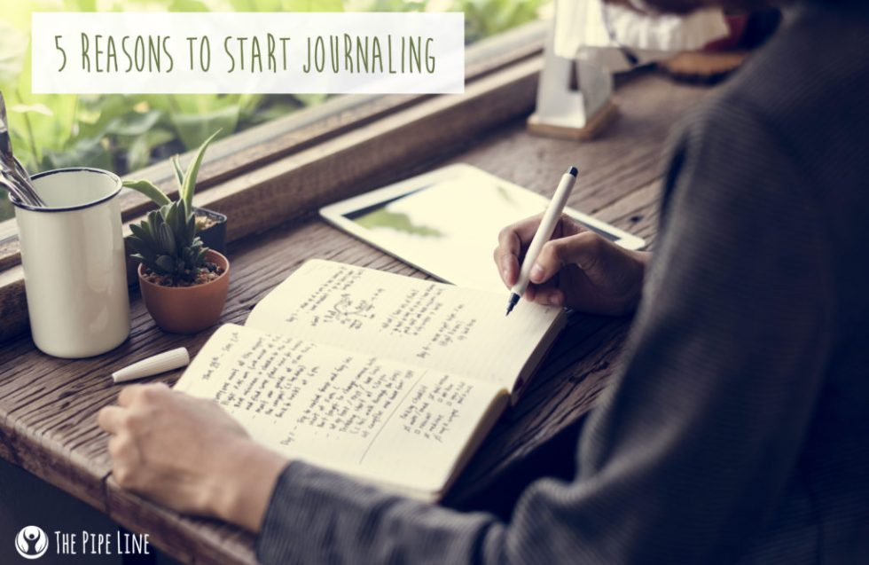 Why You Should Journal