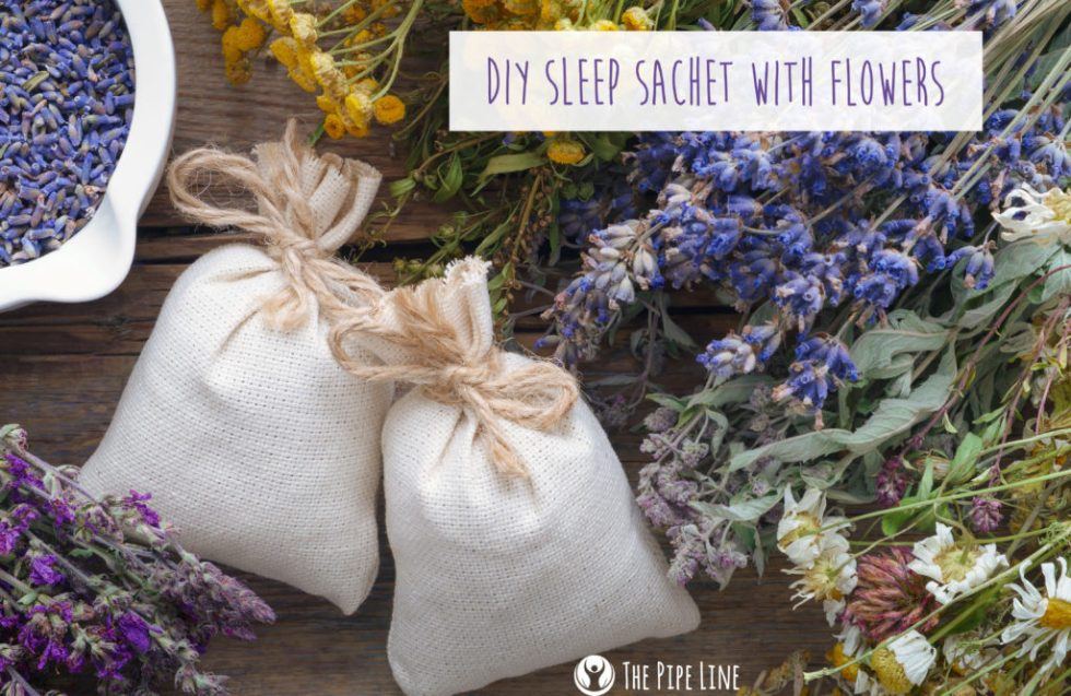 diy sleep sachet