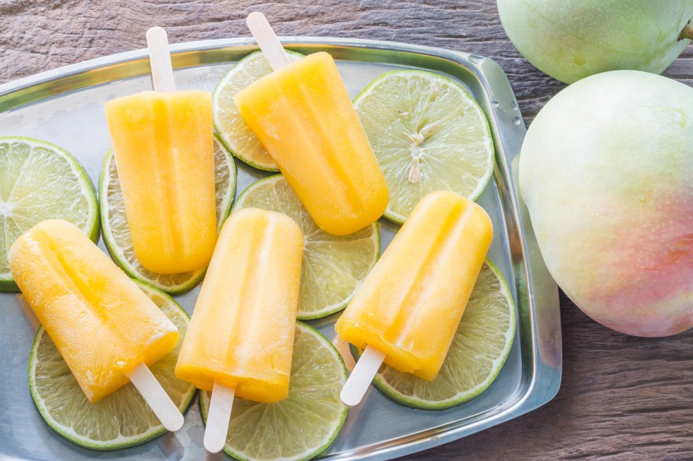 booze infused ice pops