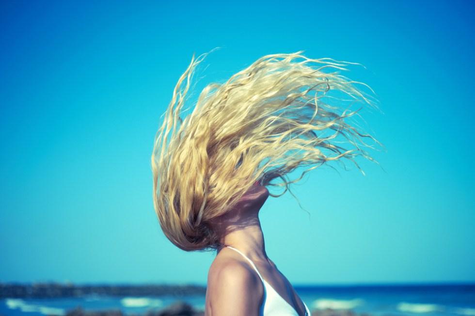 Beach Waves Spray