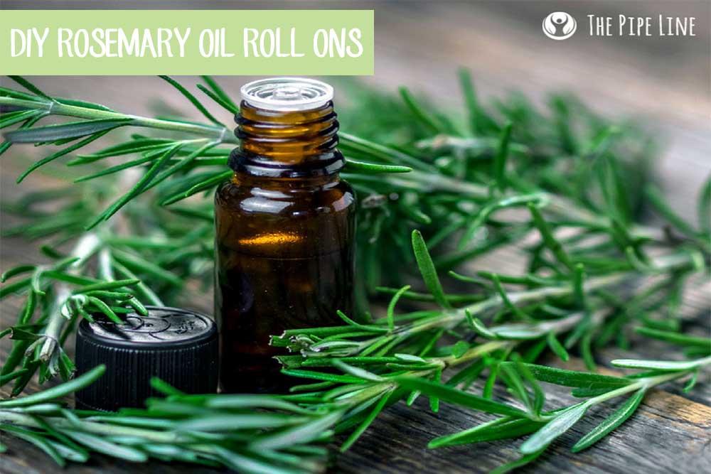how to make rosemary oils