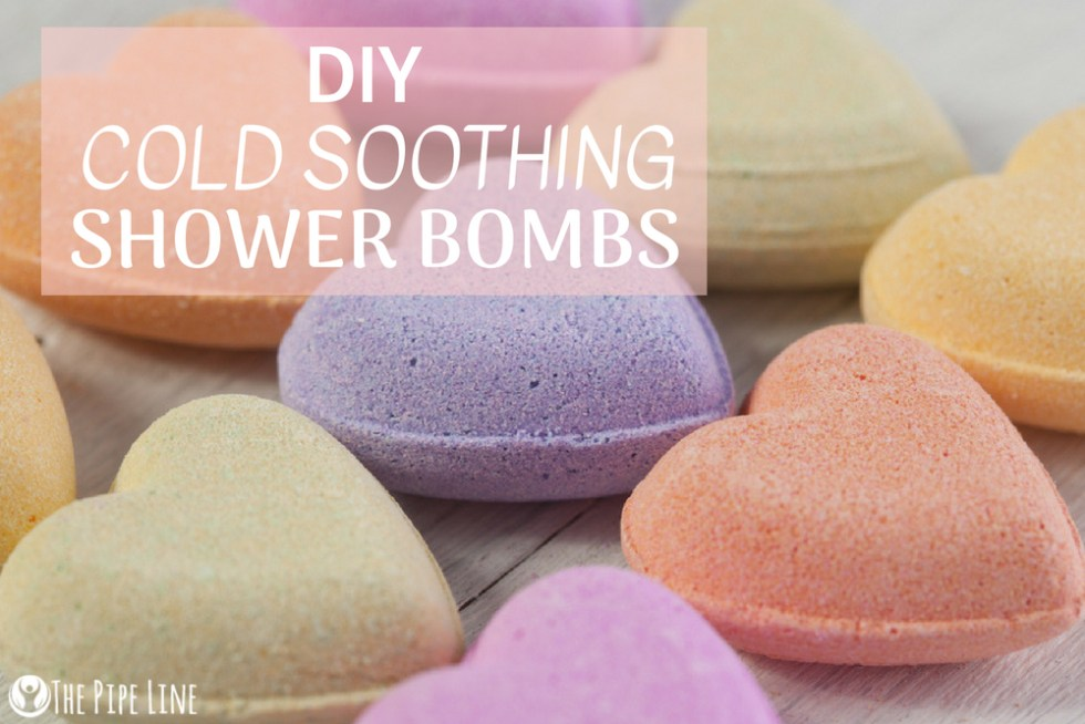 Soothing Shower Bombs
