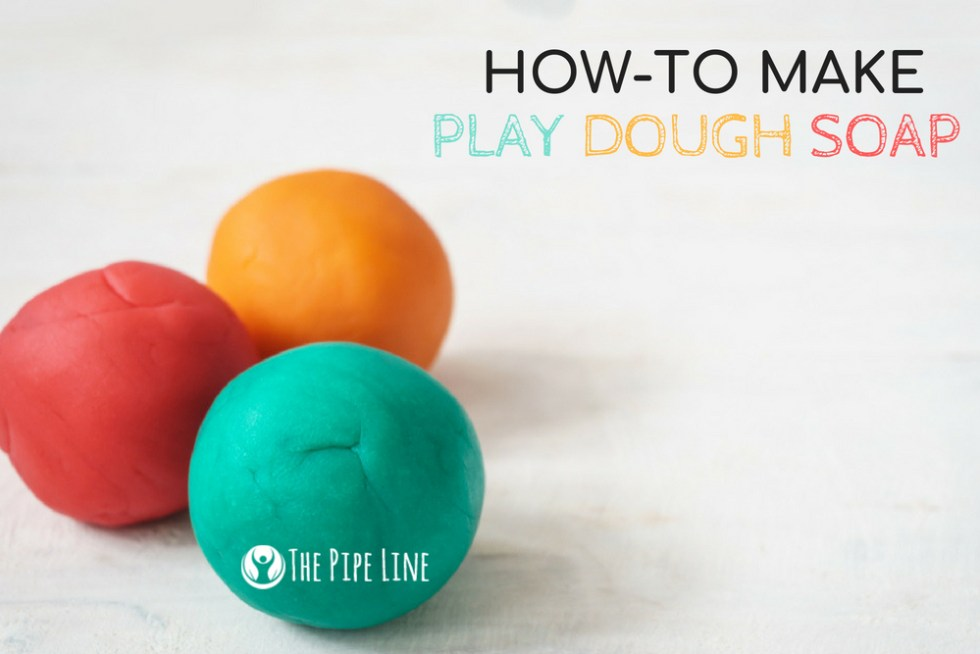 Play Dough Soap