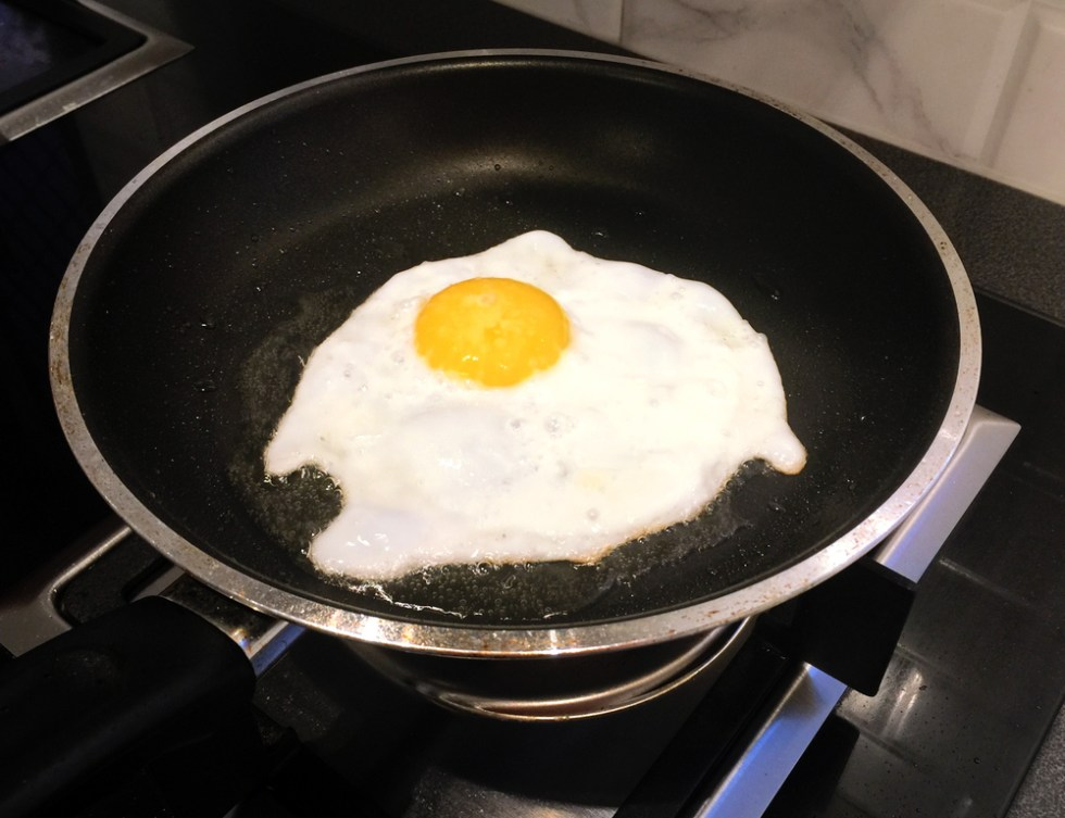 Over Easy Egg