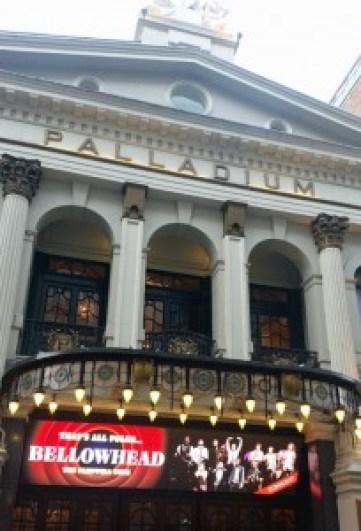 Saturday Night at the Palladium!