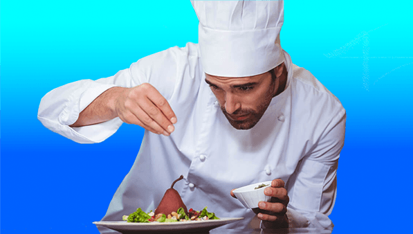 A food chef
