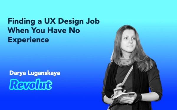 Darya Luganskaya a UX designer at Revolut who was a candidate at PitchMe