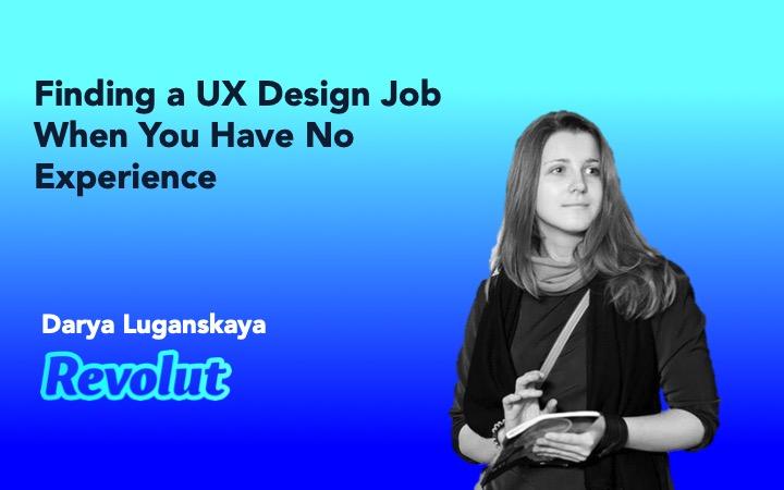 Darya Luganskaya a UX designer at Revolut who was a candidate at PitchMe