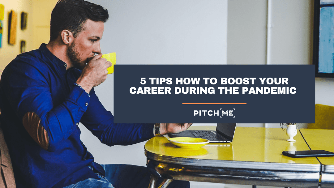 boost your career at pitchme