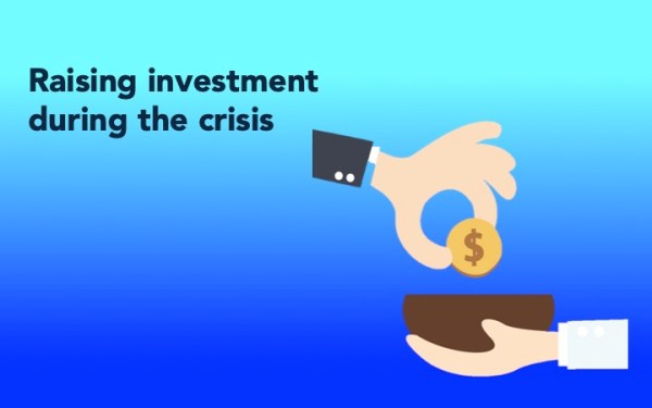 Raising investment during the crisis