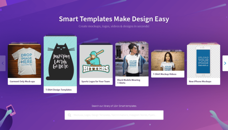 placeit - free tool for startups