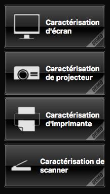 Bonnes pratiques pour caractériser votre écran-sans licence