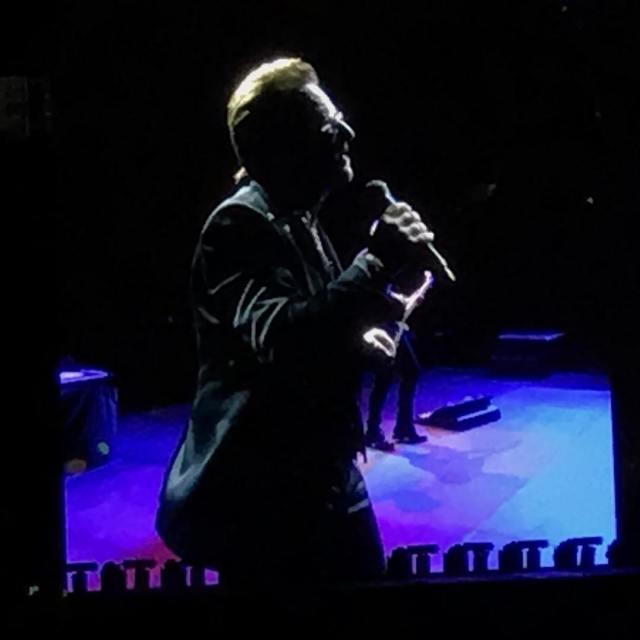Bono at mlstadium on June 29th u2joshuatree2017
