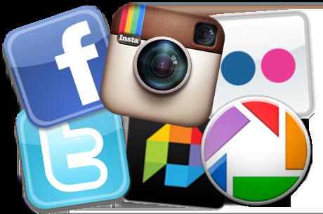 photo_sharing_logos