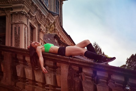 Model: Sheryna Foto: Lenslove-Photographie Bearbeitung: Ich