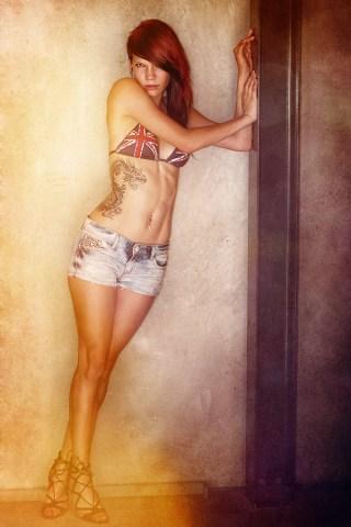 Model: Jessy Foto: Bernardo Bearbeitung: Ich