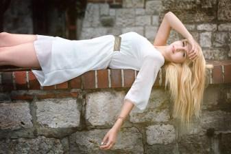 Model: Steffi Foto: Rod Meier Bearbeitung: Ich