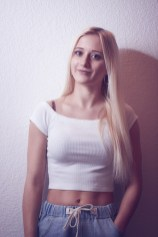 Model: Anna Foto: Ich