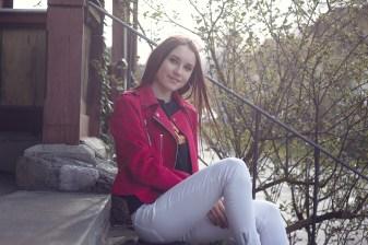 Model: Jessi Foto: Ich