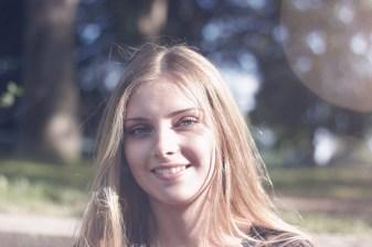 Model: Nadine Foto: Ich