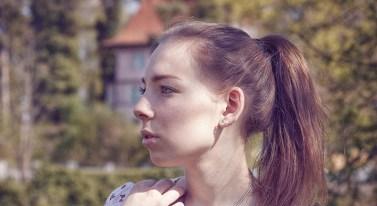 Model: Melissa Foto: Ich