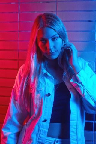Model: Amanda Foto: Ich
