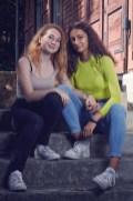Modelle: Isabel und Tabea Foto: Ich