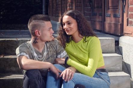 Modelle: Robin und Tabea Foto: Ich