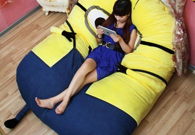 Round Pillow Chair