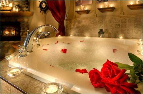 Conseils Pour Soiree Romantique Bain En Amoureux