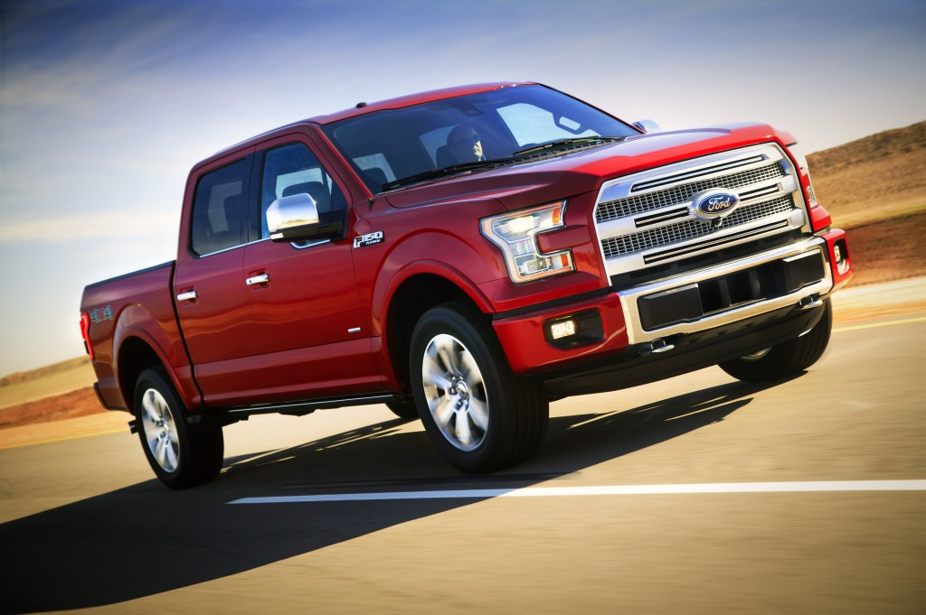F 150 Lineup Features Highest Epa Estimated Fuel Economy