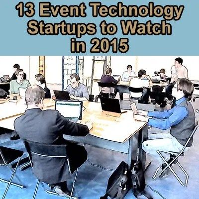 Event Technology Startups 2015