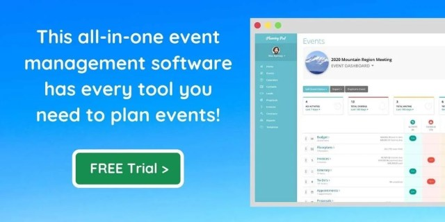 All-in-One Event Management Software Tool