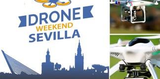 Drone Weekend Sevilla 2017